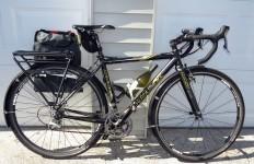 Cyclocross commuting bike