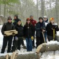 """Billed as """"a winter retreat for adventurous women,"""" the weekend promised skill development, adventure, education and fun. The only difficulty was deciding which skills and which adventures to try."""
