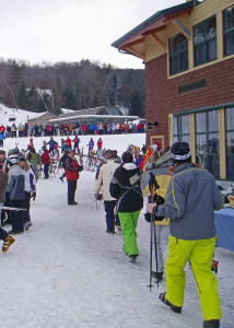 If you want to save money on weekend and holiday lift passes, check out the Ski NH deals. (EasternSlopes.com)