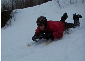 Go fast, but also go safe! (EasternSlopes.com)