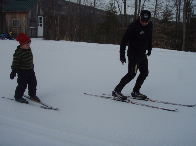 Gunstock Nordic Introducing A 4 Year Old To Cross Country