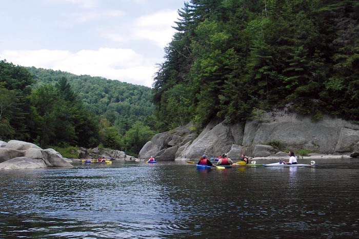 Guided Canoe Trips | Expedition Transportation Services