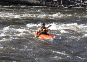 A little boat in big water is big fun if you know what you are doing. This spring is a great time to learn! (EasternSlopes.com)