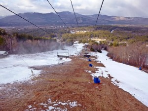 Cranmore snowmaking
