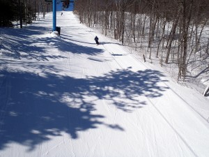 Black Mountain of Maine skiers