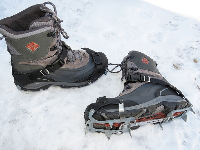 Gear Roundup Trail Traction Aids