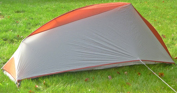 But...the fly creates a rear vestibule thatu0027s great for large items like & L.L. Bean Microlight FS 1-Person Tent - EasternSlopes.com